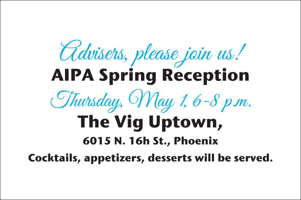 2014 AIPA Spring Reception