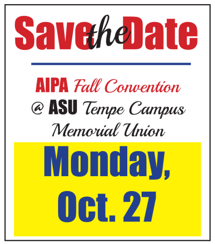 Fall Convention scheduled for Monday, Oct. 27 at ASU's Memorial Union