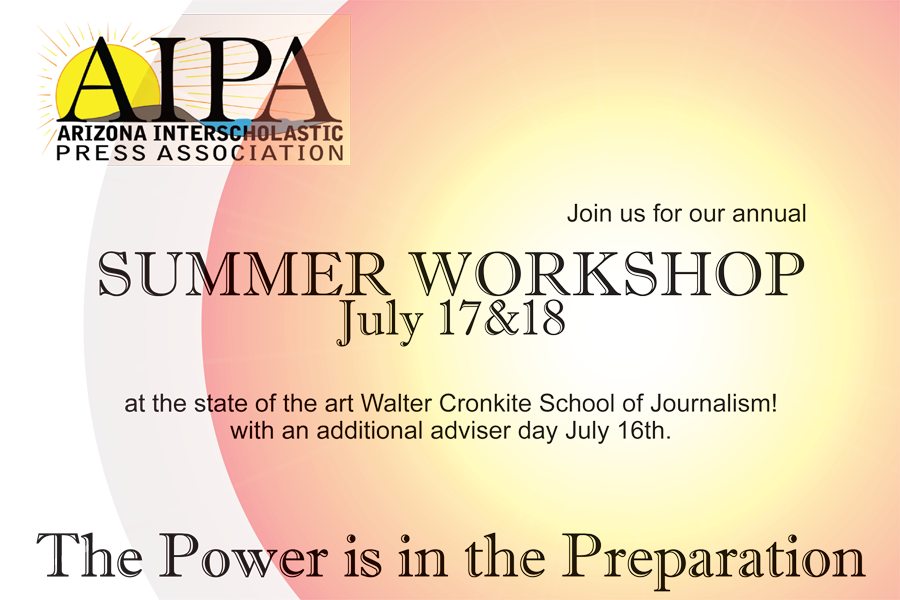 Register now for AIPA Summer Workshop