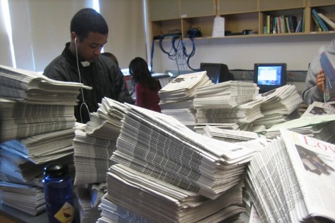 Organizing the newsroom