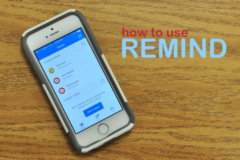 Use Remind to connect with staff