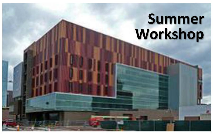Summer Workshop July 19-21 ~ HOT TOPICS!